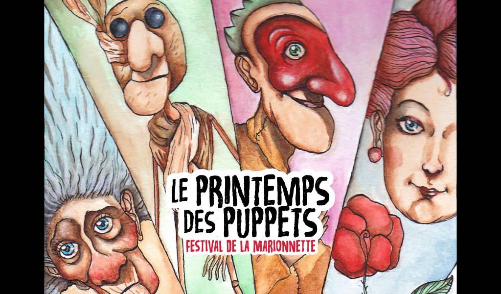 Le Printemps des Puppets