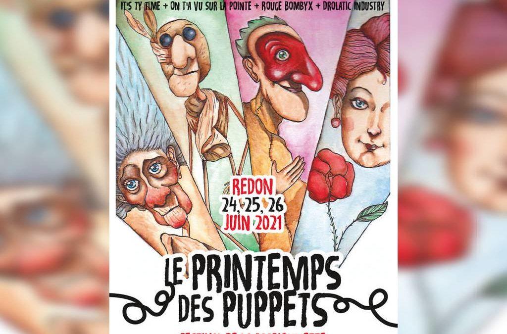 Printemps des Puppets : demandez le programme !